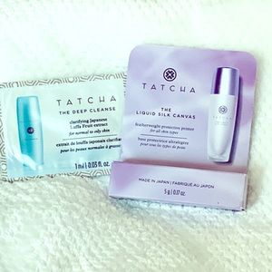 Tatcha the Silk Canvas 5g NIB
